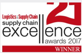 Logo Supply Chain Excellence Award 2017