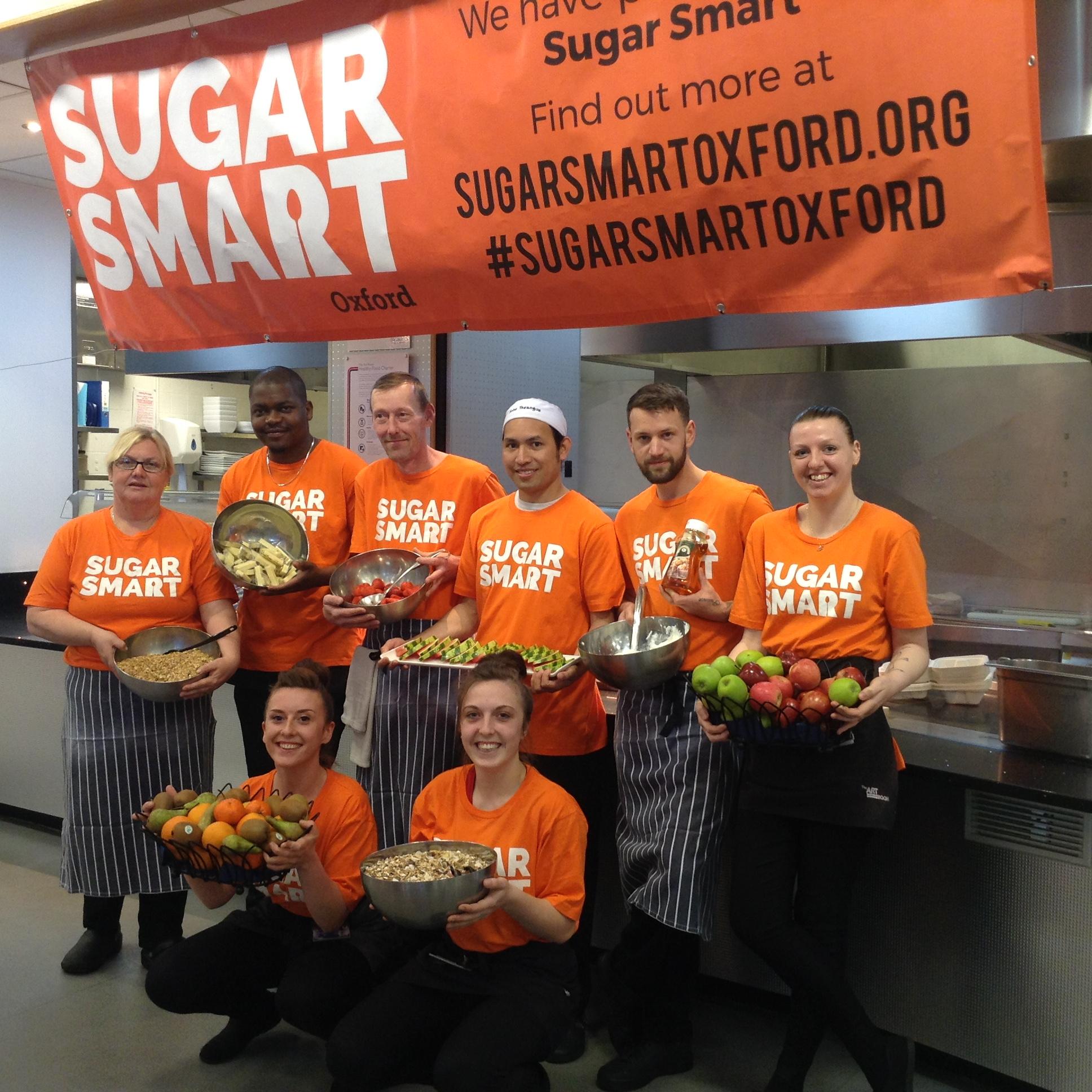 Unipart has got behind SUGAR SMART