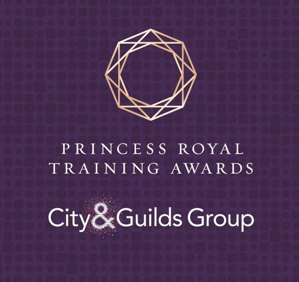 2018 Unipart wins second Princess Royal Training Award