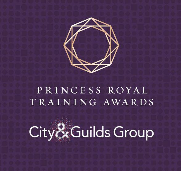 2018 Unipart wins second Princess Royal Training Award