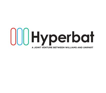 2018 Unipart and Williams form Hyperbat joint venture