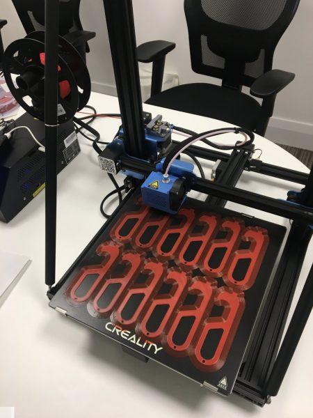 3D printing door openers