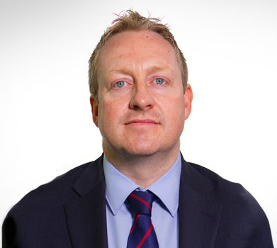 Dr David McGorman is an expert in condition based maintenance in the rail industry.