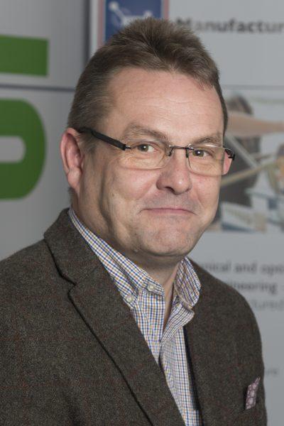 Park Signalling Business Development Director Ian James Allison